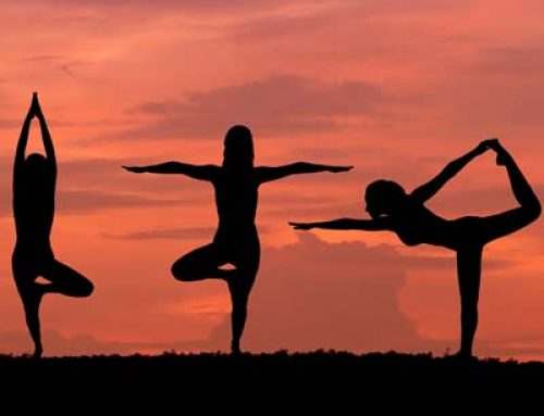 Yoga For Stress And Trauma Recovery