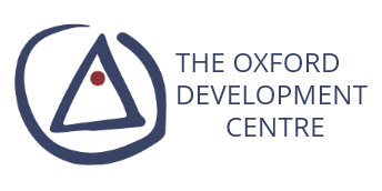 The Oxford Development Centre Retina Logo