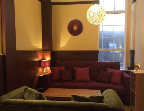Stroud Psychology Service, The Cotswold Centre For Trauma Healing, Gets A New Look