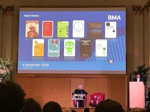 BMA Book Awards Nominations Shortlist
