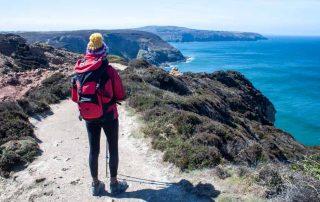 Mental Health Charity Walk on the South West Coast Path