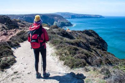 Mental Health Charity Walk on the South West Coast Path